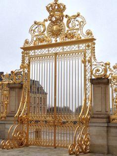 You can't help but imagine what it must feel like to be outrageously wealthy when visiting Versailles. Visit Versailles, European Vacation, Grand Hotel, French Art, Vacation Trips, Feelings, Paris, France, Lloyd Wright