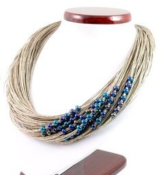 Diy necklace 657736720559387659 - Jewerly Necklace Diy Crafts 49 Best Ideas Source by Diy Jewelry Necklace, Wire Jewelry, Jewelry Crafts, Jewelery, Handmade Jewelry, Necklace Ideas, Jewelry Ideas, Handmade Wire, Beaded Necklaces