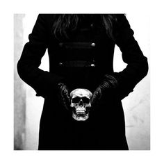 Likes | Tumblr ❤ liked on Polyvore featuring black and white, pictures, gothic, skulls and people