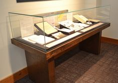 flat display cases archives - Google Search (probably don't need it this high, but good size generally)