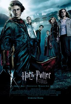 4.- Harry Potter and THE GOBLET OF FIRE (2005, United Kingdom & United States).