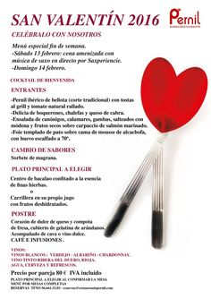 Celebra San Valentín con Restaurante Pernil.  #elche #elx #sanvalentín #livemusic #músicaendirecto #diadelosenamorados #velada #restaurantes #gastronomía #menú