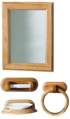 Bathroom Accessories Set Matalan Ideas Pinterest
