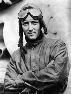 Nov. 29, 1929. Navy Lt. Commander Richard E. Byrd radios to say that he had made the first airplane flight over the South Pole.