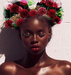 Free Skin Care Products from reputable companies. Do not worry they will only make you look beautiful Black Girl Makeup, Black Girl Art, Black Women Art, Girls Makeup, Beautiful Black Women, Art Hoe Aesthetic, Black Girl Aesthetic, Aesthetic Makeup, Beauty Skin