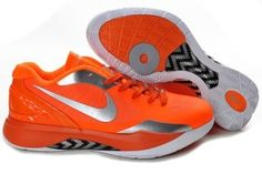 new product 2e2e4 6f408 Nike Zoom Hyperdunk 2011 Low Blake Griffin PE Orange Silver Orange Basket  Pas Cher, Nike