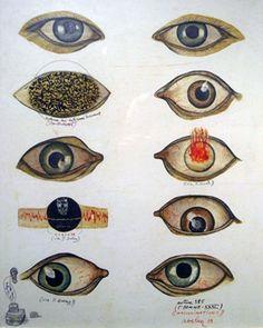 "Yuksel Arslan ""Arture 385 – Hallucinations L'Homme XXVI"" (1988)"