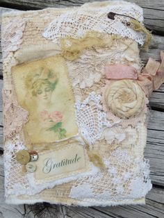 Lace Journal cover