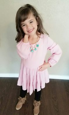 Little Girls Ruffle Top, Top, Long Sleeved Top, Ryleigh Rue, Fashion, Kids Clothing, Kids Boutique, Boutique, Online Shopping, Online Boutique