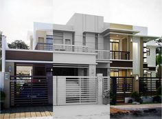 Design ideas powerpoint online not showing mac for small spaces bedroom square feet meter yards 4 stunning m Small Space Bedroom, Small Spaces, House Elevation, Facade House, Modern House Design, Exterior Design, Architecture Design, House Plans, Square Feet