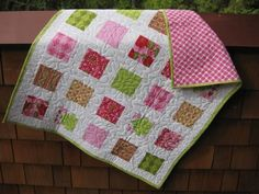 Sweet Dreams HANDMADE Quilt by BsTextiles
