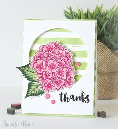 Navy Coral Navy Coral Hydrangea Thank You Note 4x6 1 PDF and 1 JPEG -A94 Hydrangea INSTANT Download