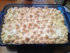 Smores baked.