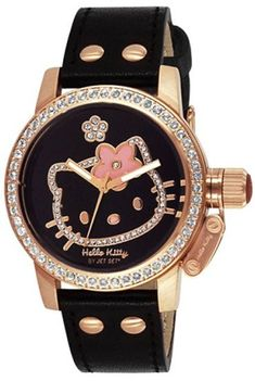 Hello Kitty Rose Gold tone Watch