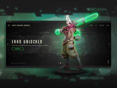 Ekko Unlocked Launch