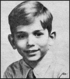 Young Michael Landon