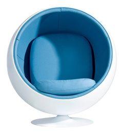 Replica Eero Aarnio Ball Chair   Premium Version By Eero Aarnio   Matt Blatt