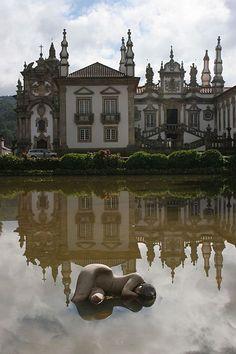 Solar Matueus- Vila Real, Portugal