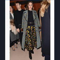 "52 Me gusta, 2 comentarios - olivia_johannes (@olivia_johannes.op.jh) en Instagram: ""#oliviapalermo #mfw #inspiration #fashion #icon #beauty #style #luxury #charm #perfect #glamour…"""