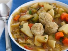 Whether your menu is Sephardic or Ashkenazic, the Passover Seder doesn't seem complete without a great matzo ball soup. Here's a Sephardic-inspired vegan version.