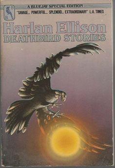 harlan ellisons watching movie essays science fiction fantasy  deathbird stories harlan ellison trade paperback blue jay edition rare