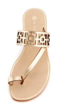pretty gold sandals  http://rstyle.me/n/fkmkjpdpe