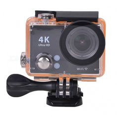 """UHD 2"""" LCD 12MP 1080P / 60fps Wi-Fi Waterproof Action Camera - Black - Free Shipping - DealExtreme Smartwatch, Apple Technology, Sports Equipment, Cool Gadgets, Gopro, Wi Fi, Action, Free Shipping, Black"""