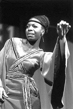 The Queen: Nina Simone