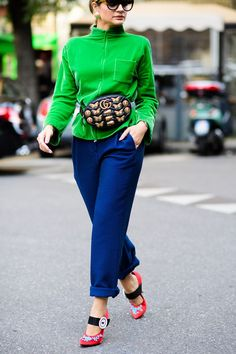 Milan Street Style - The Best Street Style From Milan Fashion Week