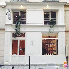 CLAUS PARIS - 14-15 Rue Jean-Jacques Rousseau, Paris 1er - Restaurant CLAUS - accueil et réservation +33 1 42 33 55 10 / Épicerie CLAUS +33 1 42 33 93 .