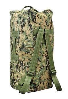 152d1d29d266  59.99 GI Type woodland digital camo double strap duffle bag