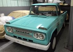 Junior Workhourse: 1967 Toyota T100 Stout - http://barnfinds.com/junior-workhourse-1967-toyota-t100-stout/