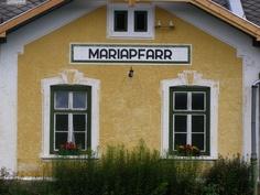 Bahnhof Mariapfarr