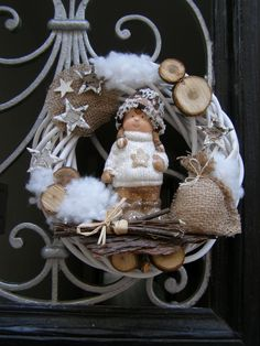 Christmas Verses, Christmas Clay, Christmas Crafts, Christmas Ornaments, Christmas Candle Decorations, Christmas Arrangements, Yule, Xmas Wreaths, Diy Wreath