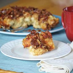 Bakeaholic Mama: Maple, Bacon, Pecan Biscuit Bake and a King Arthur Flour Company Giveaway ~GIVEAWAY CLOSED~