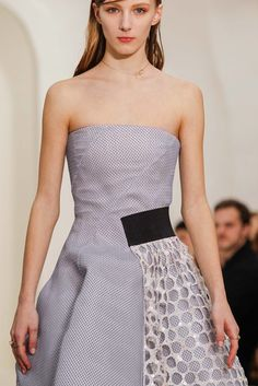 Christian Dior Spring 2014 Couture Fashion Show Details