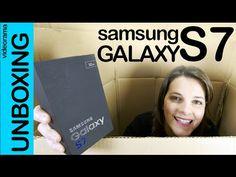 Samsung Galaxy S7 CONCURSO unboxing | Clipset