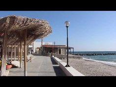 Walking around in Kardamena, on the island of Kos in Greece. Kos, Greece, Pergola, Walking, Outdoor Structures, Island, Youtube, Greece Country, Outdoor Pergola