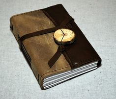 Small Rugged Journal or Sketchbook