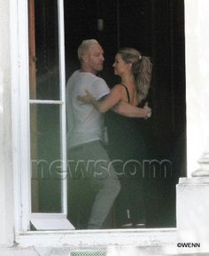 @The_OlaJordan with @Iwanrunner at @bbcstrictly rehearsals