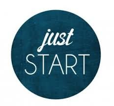 Stop doubting yourself, just start