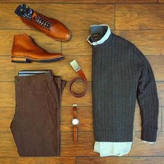 Grid featuring: Boots @thursdayboots Belt @missionbeltco Sweater @jachsny @chrismehan