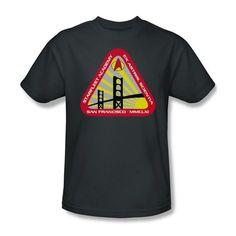 Star Trek TV Show Starfleet Academy Logo Youth Ladies Junior Men T-shirt Top #Trevco #GraphicTee