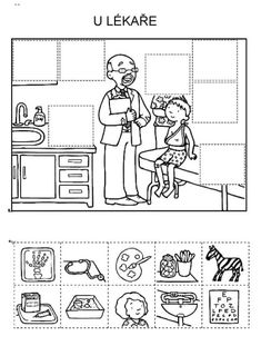 Z internetu - Sisa Stipa - Picasa Web Albums Abc Activities, Health Activities, Preschool Writing, Preschool Themes, School Worksheets, Worksheets For Kids, Science Experience, Hidden Pictures, Speech Language Therapy