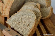 Paine de casa din faina integrala Savori Urbane 1 Bread, Food, Meal, Essen, Hoods, Breads, Meals, Sandwich Loaf, Eten