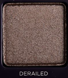 Derailed - Urban Decay Temptalia Beauty Blog: Makeup Reviews, Beauty Tips