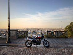 Triumph-Scrambler-Montmartre-Paris