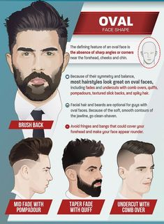 On-Trend Men's Haircuts For 2018 – TLM men haircut styles 2018 - Haircut Style Mens Hairstyles Oval Face, Cool Mens Haircuts, Men's Haircuts, Cool Hairstyles For Men, Oval Face Men, Oval Face Shapes, Hair Cut Oval Face, Hair And Beard Styles, Curly Hair Styles