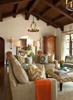 Living Room. Spanish ...