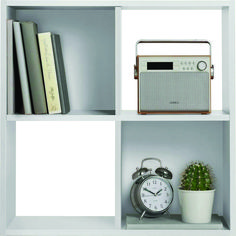 Buy Argos Home Squares 4 Cube Storage Unit - White at Argos. Thousands of products for same day delivery or fast store collection. 4 Cube Storage Unit, Cube Unit, Dvd Storage, Storage Boxes, Media Storage, Porch Storage, Storage Spaces, Home Decor Online, Cheap Home Decor
